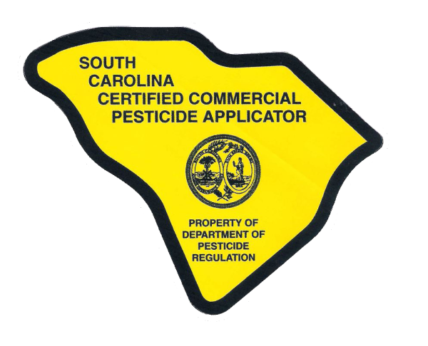 LICENSED PESTICIDE APPLICATORS