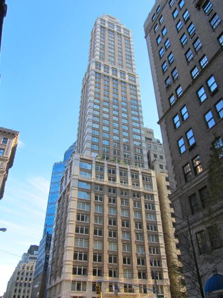 515 Park Avenue, NYC