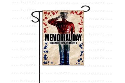 Memorial Day Marine