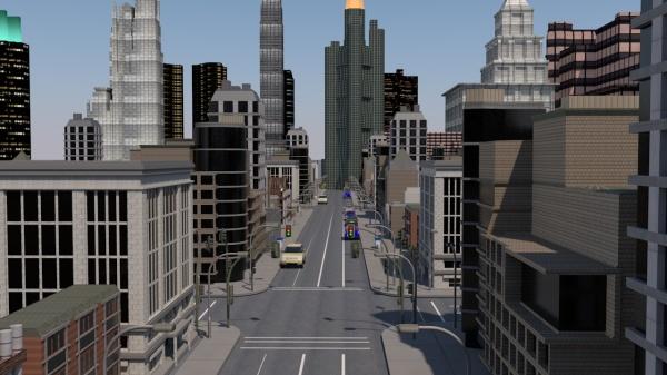 Full City Block, Audioconexus project