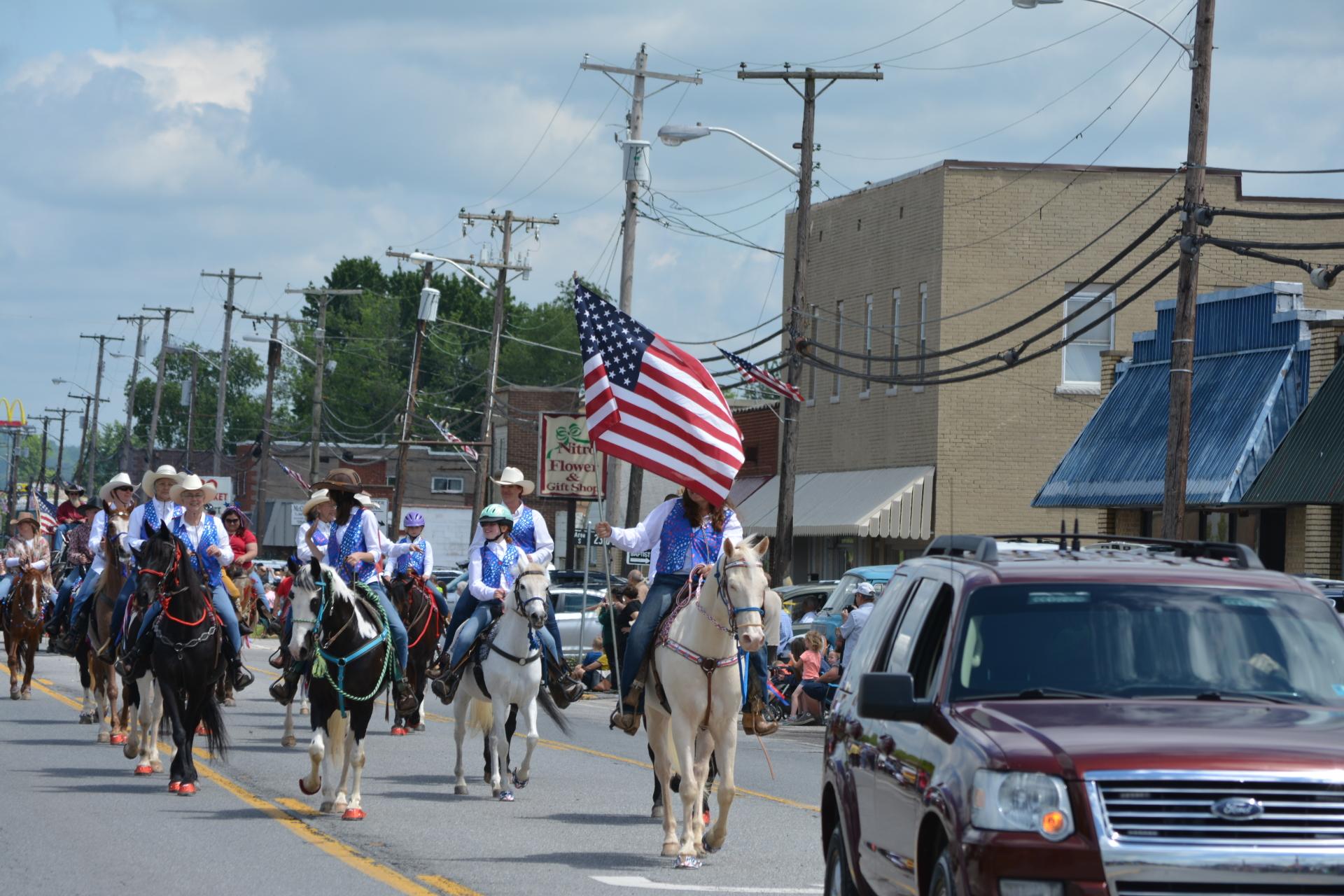 All-Horse Parade