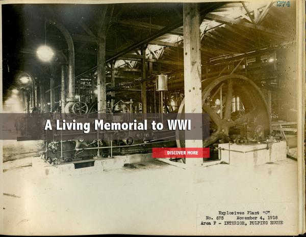 A Living Memorial to WWI