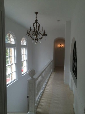Completed Plaster Wall