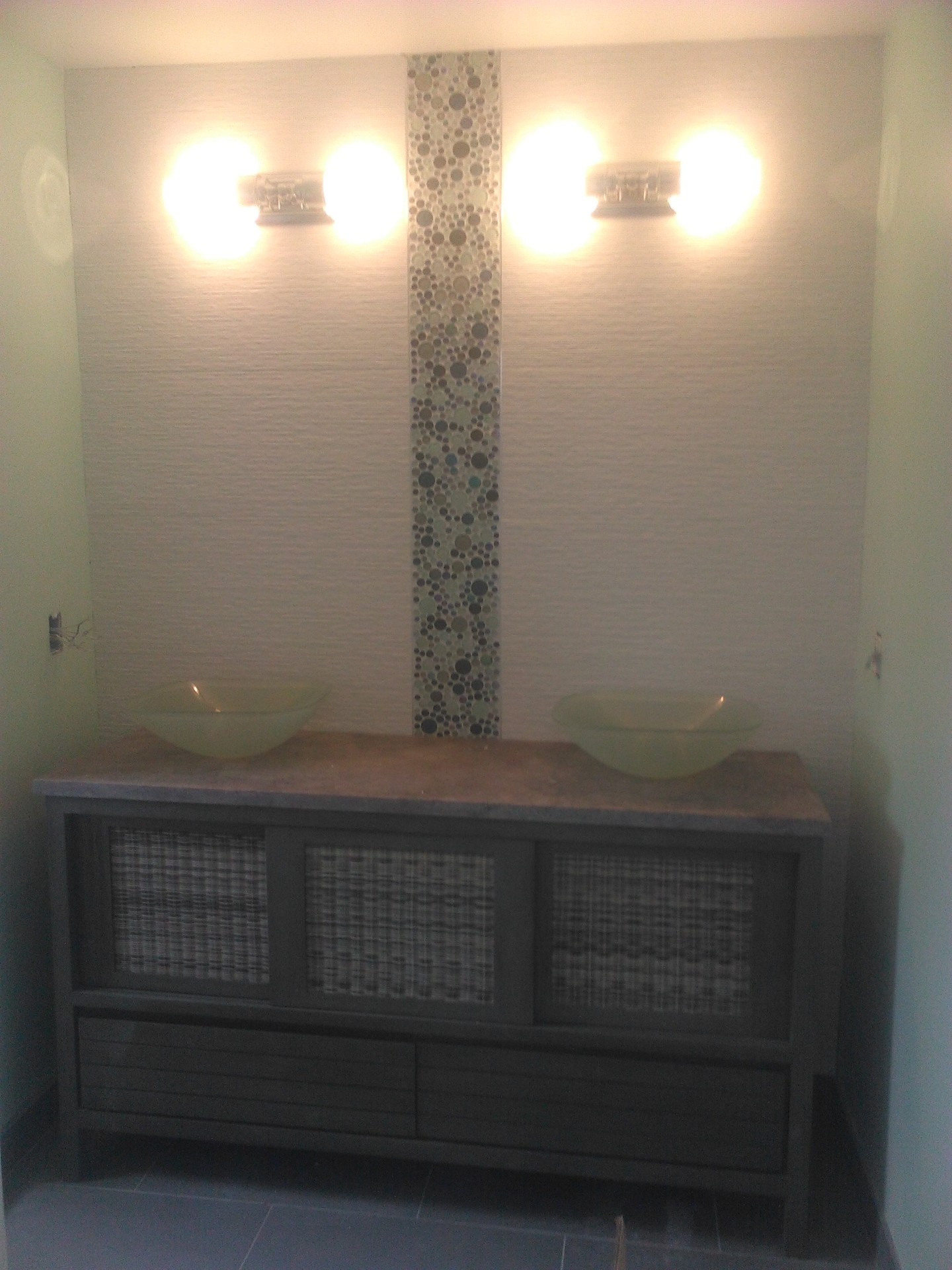 Completed Bath Room