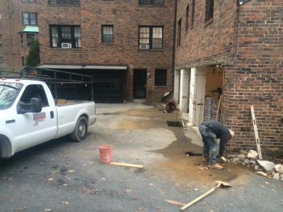 Construction For Garage Doors