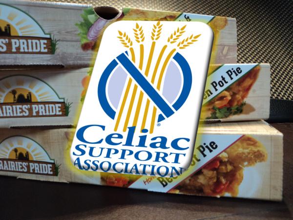 Certified Gluten Free Meals