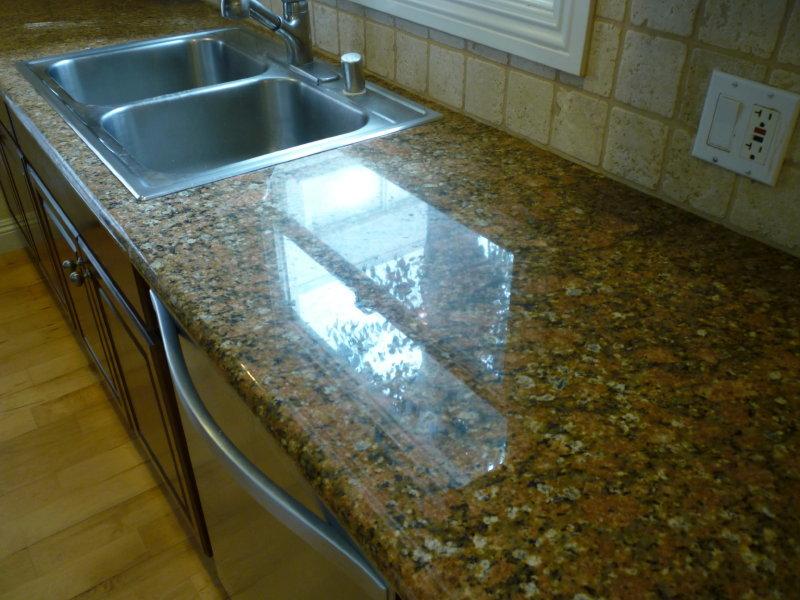 Granite Restoration