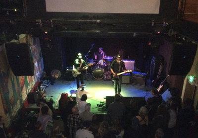 Best live music venue: Jazzbones