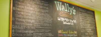 Wally's Sandwich Bar