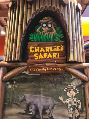 Charlie's Safari