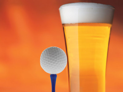 Tee up the beer