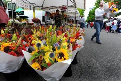 Farmers Markets Around the Area