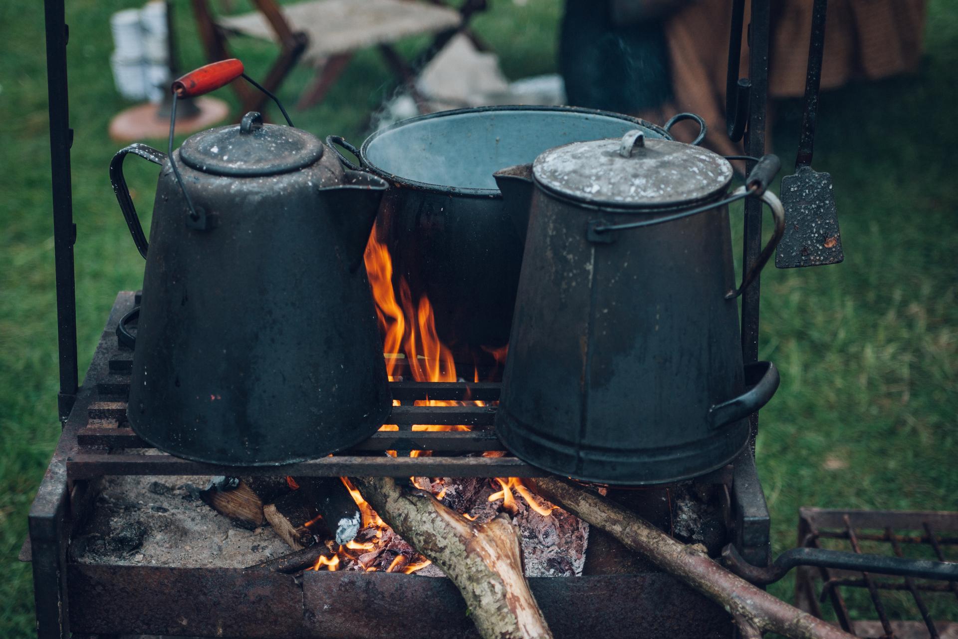 Camping Near Graham