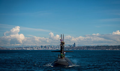 USS Olympia conducts namesake visit in the Pacific Northwest