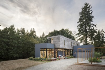 Washington Home and Design: the modern modular home
