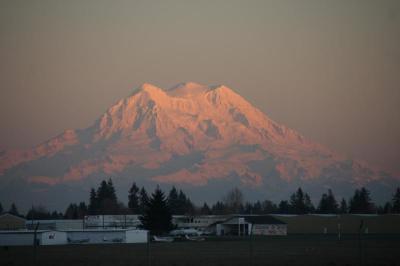 Top Seven Spots to View Mount Rainier
