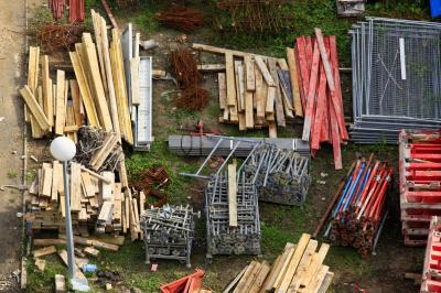 Uses of Plastic Lumber
