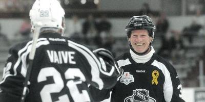 NHL Alumni Hockey