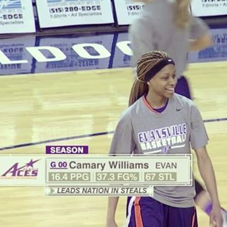 Camary Williams (PG)