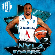 Dynile Forbes (PG/SG)