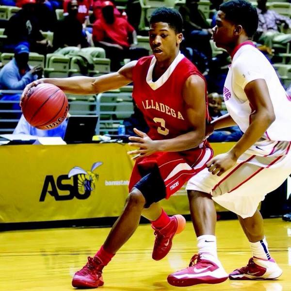 D'Angelo Scales (PG)