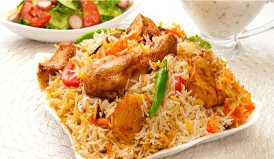 Indian and Pakistani Foods