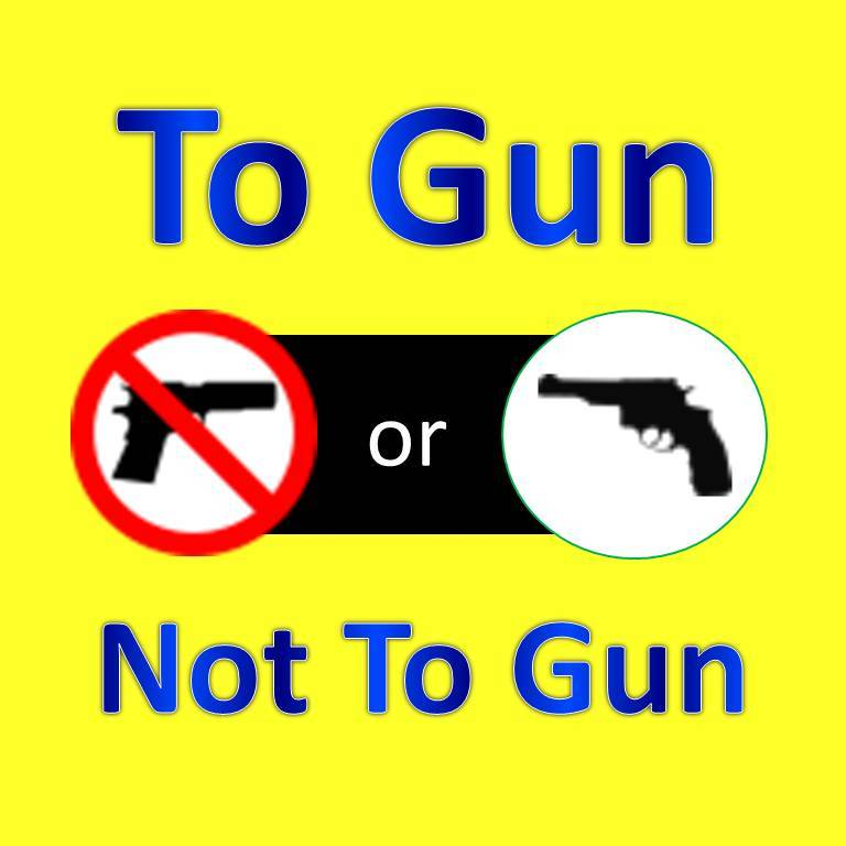 To Gun or Not To Gun? That is the Question