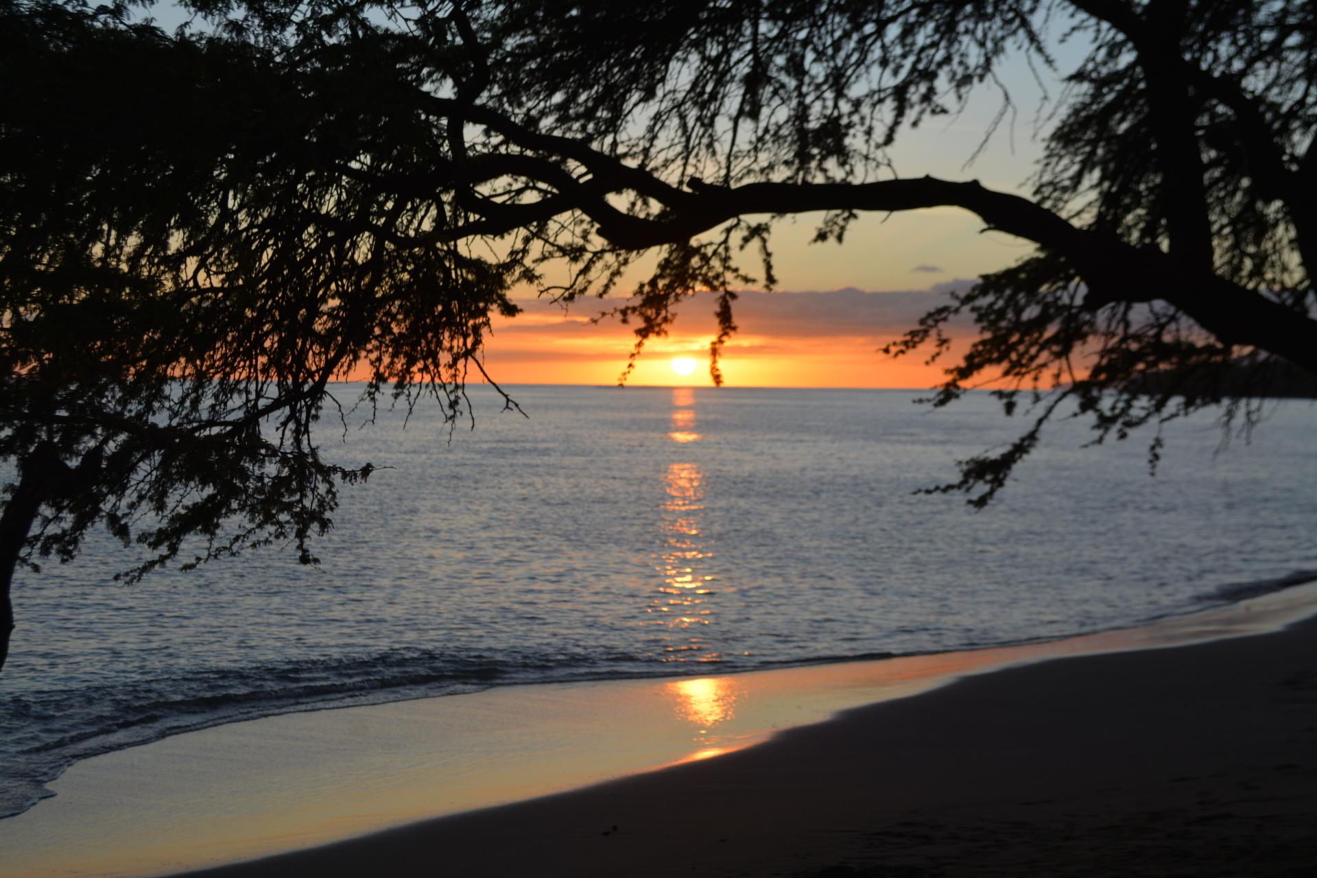 Maui Sunset Double Click Please