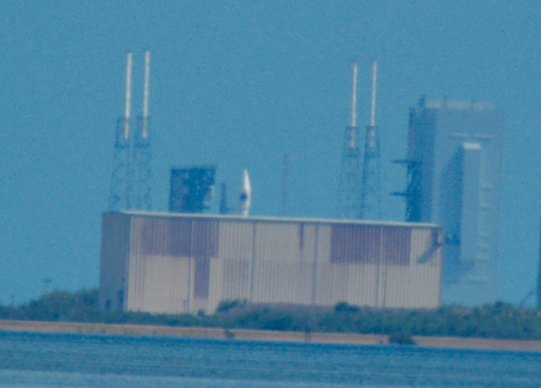 CRS 7 Orbital ATK SS John Glenn Atlas V