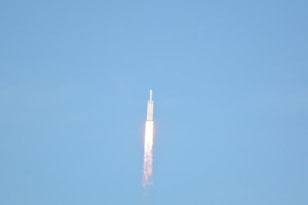 Falcon Heavy Inaugural Flight Feb 6, 20181