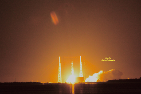 Hispasat-30W6 Falcon 9
