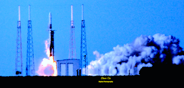 CRS-14 ISS Resupply Mission  Falcon 9