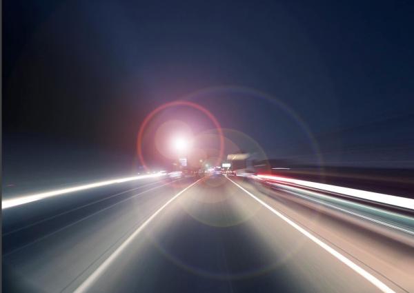 direction, light, speed