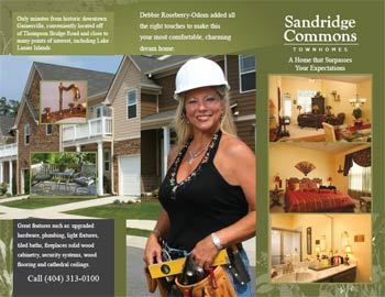 Sandridge Commons Townhomes