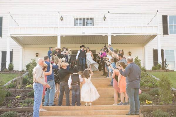Bennett Wedding 2017