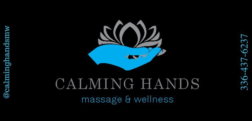 Calming Hands Massage and Wellness