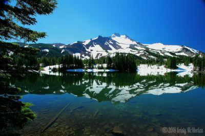 Mt Jefferson, Jefferson Park, Central Oregon