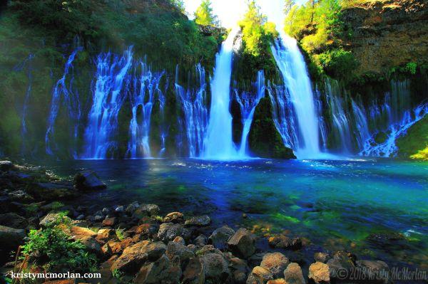 Burney Falls, McArthur-Burney Memorial State Park, California
