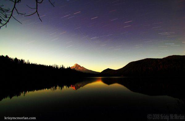 Lost Lake, Hood River, Oregon.