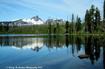 Three Fingered Jack, Oregon