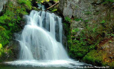 Lower Sahalie Falls, Oregon