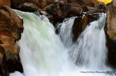 Lower White River Falls, Oregon