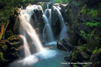 Paradise Creek, Washington