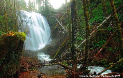 University Falls, Oregon