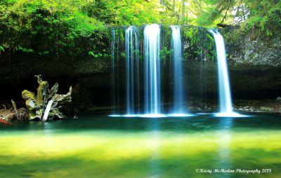 Upper Butte Falls, Oregon