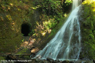 Sweeny Falls, Washington