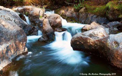 Willimina Creek, Oregon
