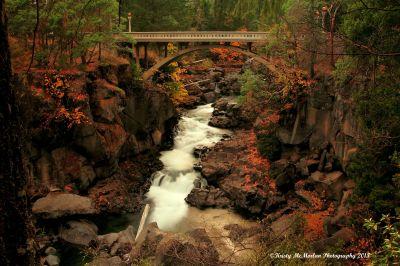 Prospect Falls, Oregon