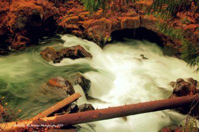 Natural Bridge, Oregon