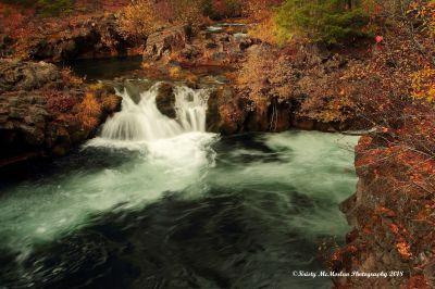 Near Union Creek, Oregon